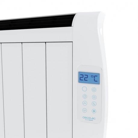 Cecotec 05330 stufetta elettrica Interno Bianco 600 W