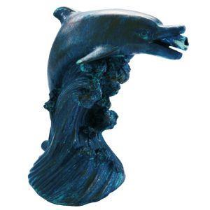 ubbink delfino sputa acqua da stagno 18 cm 1386020