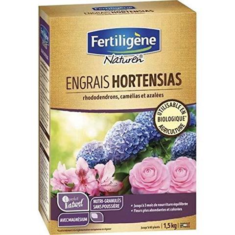 nd naturen ferti, fertilizzante ortensie 1,5 kg