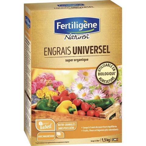 naturen fertilizzante universale naturen 1,5 kg