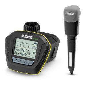 krcher sensotimer nero, grigio, giallo 10 bar timer per irrigazione digitale
