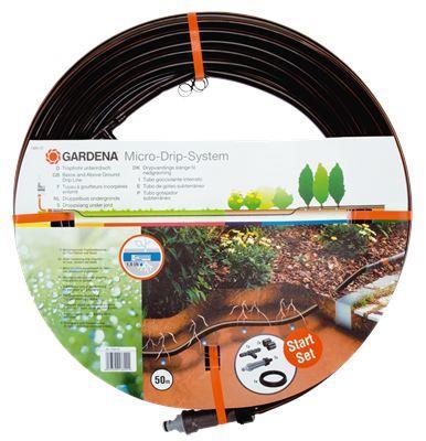 gardena 1395-20 pompa da giardino 50 m nero