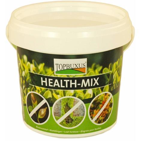 nd concime contro il fungo del bosso health mix topbuxus 10 compresse per un totale di 100 m2