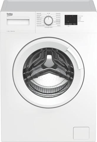 Beko WRXS51021W/IT lavatrice Libera installazione Caricamento frontale 5 kg 1000 Giri/min E Bianco