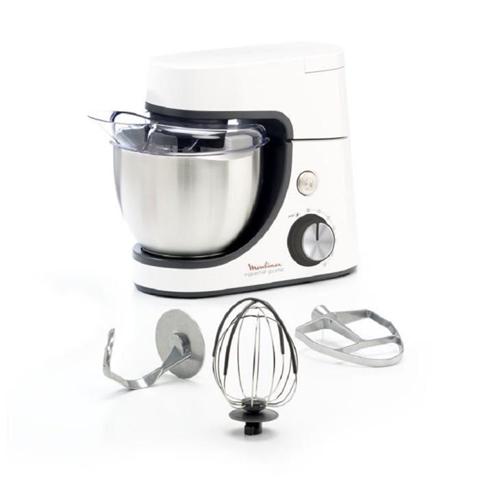 Moulinex QA510110 robot da cucina 1100 W 4,6 L Bianco