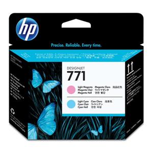 HP 771 Light Magenta/Light Cyan Designjet Printhead