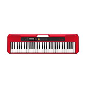 Casio CT-S200 tastiera MIDI 61 chiavi Rosso, Bianco USB