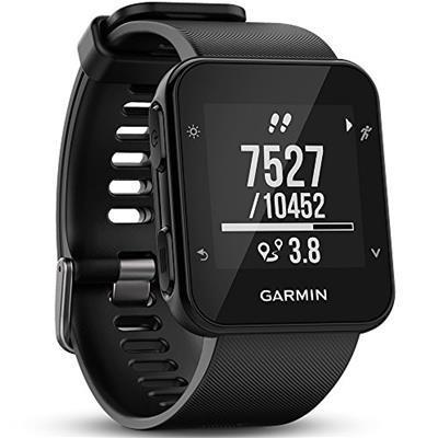 Garmin Forerunner 35 GPS Running Watch con Sensore Cardio al Polso, Connettivit� Smart e Monitoraggio Attivit� Quotidiana, Nero