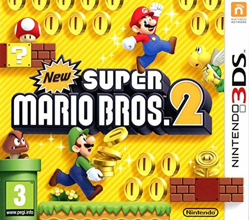 Nintendo New Super Mario Bros. 2 3DS [Edizione: Francia]