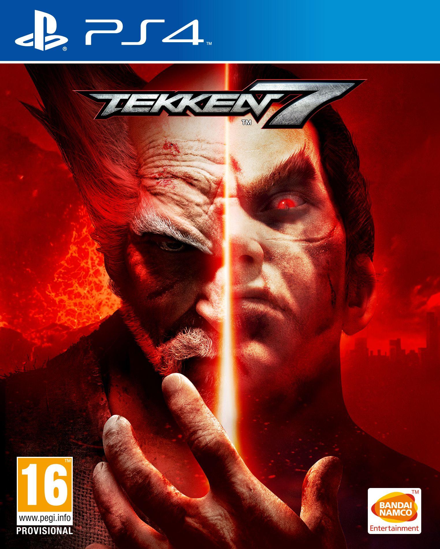 Namco Tekken 7 PS4