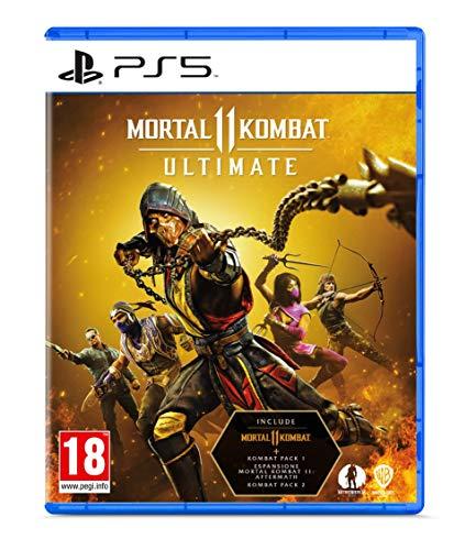 Warner Bros Mortal Kombat 11 Ultimate - PlayStation 5