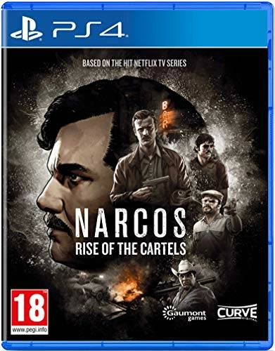 Riso Ps4 Narcos: Rise Of The Cartels Eu