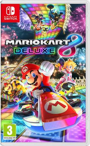 Nintendo Mario Kart 8 Deluxe - Switch
