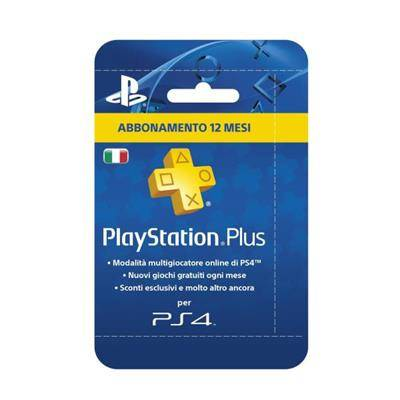 Sony PlayStation Plus Card : 365 smart card Multicolore