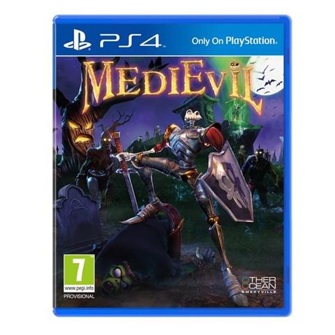 Sony Medievil - PlayStation 4