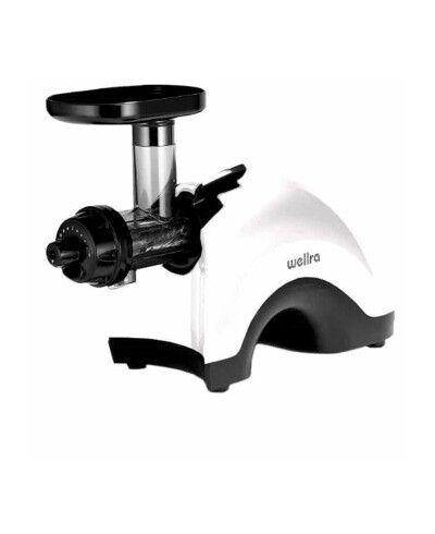 Wellra TGJ50S Estrattore di succo Spremiagrumi Centrifuga bianco