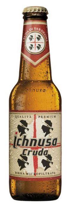 Ichnusa Birra CRUDA (bottiglia 33 cl)