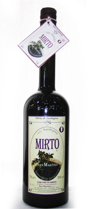 San Martino Liquore di mirto (bottiglia 70 cl)