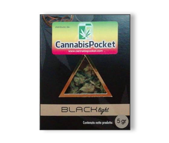Cannabis Pocket Black Light 5 Gr