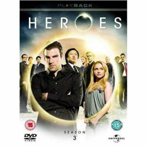 Universal Pictures Heroes Series 3 Complete
