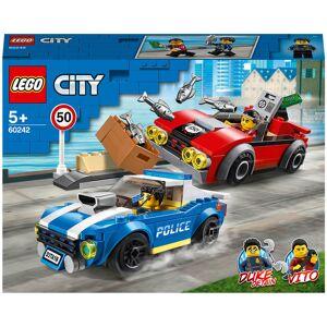 Lego City: Arresto su strada della polizia (60242)