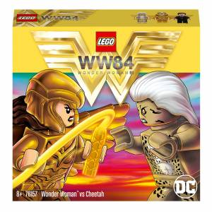 Lego DC Wonder Woman vs Cheetah Set (76157)