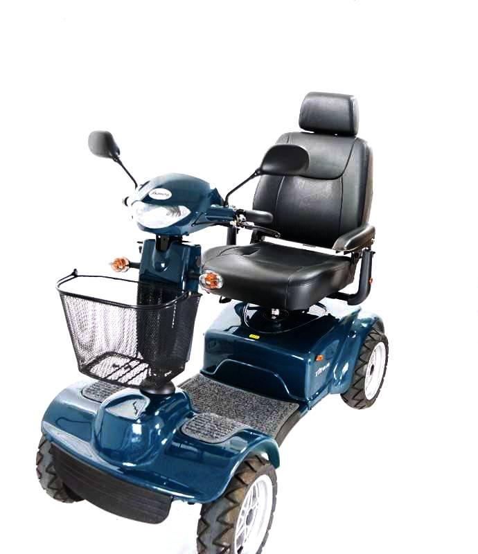 Scooter per la Mobilità di Disabili e Anziani Titan