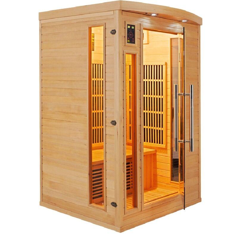 Sauna a raggi infrarossi da casa 2 persone Timo