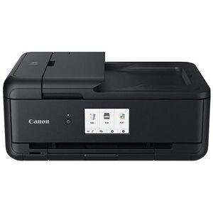 Canon Stampante Multifunzione PixmaTS9550 Inkjet a Colori Stampa Copia Scansione A3 15 ipm (B / N) 10 ipm (a Colori) Wi-Fi Ethernet USB