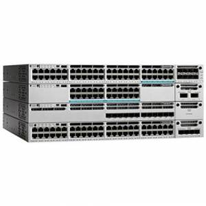 Cisco Systems Catalyst 3850 48 Port 10g Fiber Switch Ip Services In