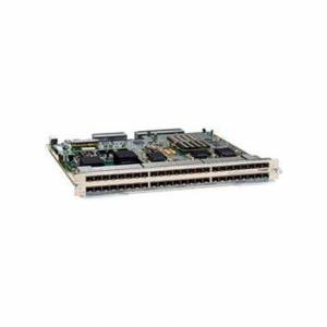 Cisco Systems C6800-48P-SFP= , Gigabit, 1000BASE-T, SFP, 1000BASE-LH, 1000BASE-LX, 1000BASE-SX, 1000BASE-ZX, Cisco Catalyst 6807-XL / 6500-E, 0 - 40 °C
