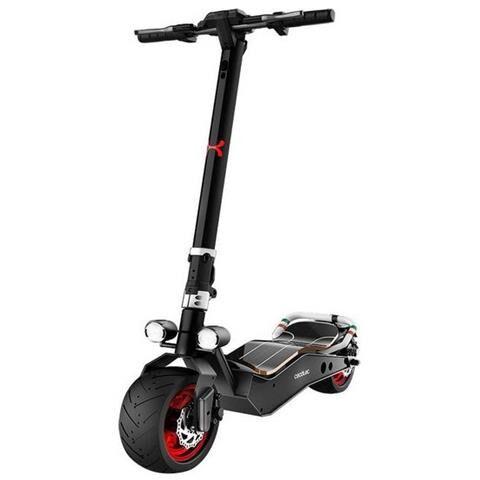 Cecotec Monopattino Elettrico Bongo Serie Z 1100 W Velocità 25 km / h Colore Rosso