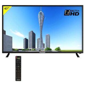 Majestic TV LED Ultra HD 4K 43'' 104243
