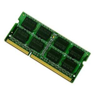 MicroMemory 4GB DDR3 1066MHz SO-DIMM, DDR3, Computer portatile, 1 x 4 GB, SO-DIMM, 0 - 85 °C, -25 - 95 °C