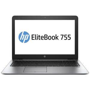 HP Notebook EliteBook 755 G4 Monitor 15.6'' Full HD AMD A10 PRO-8730B Quad Core Ram 8 GB SSD 256 GB AMD Radeon R5 3xUSB 3.0 Windows 10 Pro