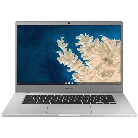 Samsung Chromebook XE350XBA-K01US Monitor 15.6'' Full HD Intel Celeron N4000 Ram 4GB eMMC 32GB 2xUSB 3.0 Chrome OS