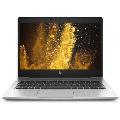 HP Notebook EliteBook 830 G6 Monitor 13.3'' Full HD Intel Core i7-8665U Ram 16GB SSD 512GB Windows 10 Pro
