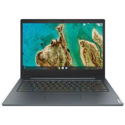 Lenovo Chromebook IdeaPad 3 Monitor 14'' Full HD Intel Celeron N4020 Ram 4GB eMMC 64GB 4xUSB 3.0 Chrome OS