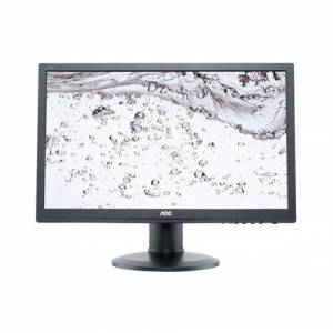 AOC M2060PWDA2 Monitor 19.5'' LED Risoluzione 1920 x 1080 FullHD Tempo di Risposta 5ms Contrasto 20.000.000:1 Luminosità 250 cd / m²