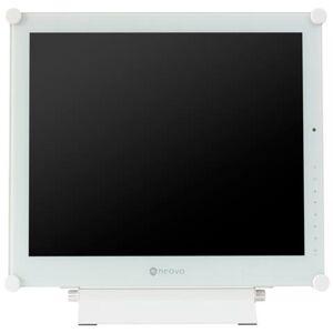 Neovo Monitor 17'' LED TFT X-17E 1280x1024 SXGA Tempo di Risposta 3 ms Colore Bianco