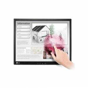 LG Monitor 19'' LED IPS Multi Touch 19MB15T 1280x1024 Tempo di Risposta 14 ms