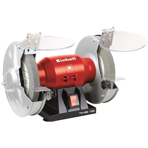 Einhell Smerigliatrice Da Banco / doppia Mola 150mm 150w - Th-bg 150