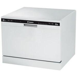Candy Lavastoviglie CDCP6E Evo Space Compatta Classe A+ Capacità 6 Coperti Colore Bianco