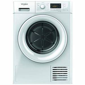 Whirlpool FTM1182FR asciugatrice Libera installazione Caricamento frontale Bianco 8 kg A++