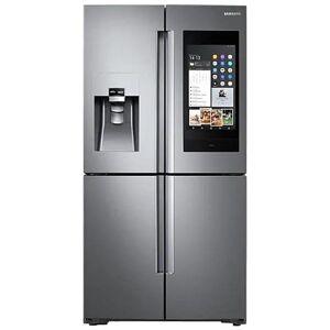 Samsung Frigorifero 4 Porte RF56N9740SR Family Hub Total No Frost Classe A+ Capacità Lorda 635 Litri Colore Inox