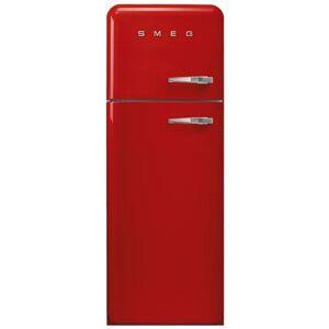 SMEG Frigorifero Doppia Porta FAB30LRD3 Anni '50 Classe A+++ Capacità Lorda / Netta 298/294 Litri Colore Rosso