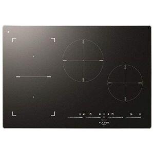 Fulgor Piano Cottura FSH 804 ID TS BKa Induzione 4 Zone Cottura da 80 cm Colore Nero
