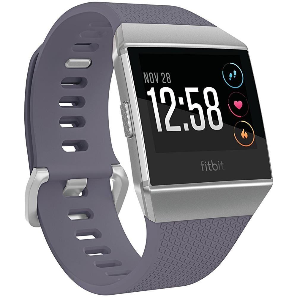 Fitbit Smartwatch ionic resistente allÂ'acqua display 1.42