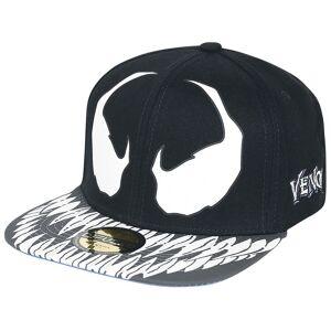 Venom (Marvel) furious Snapback Cap nero/blu