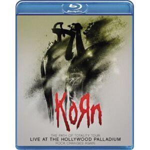 Korn Live (At The Hollywood Palladium) Blu-ray & CD standard